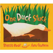 One Duck Stuck - Big Book