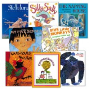 Assorted Big Book Stories - Set A (Set of 8)