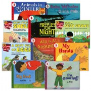 Let's Read and Find Out Science Book Set 1 (Set of 10)