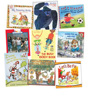 Learning Good Health Habits Book Set (Set of 9)