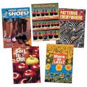 Early Math Big Book Set