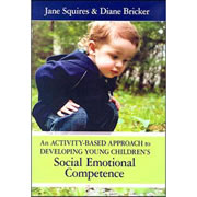 Activity Based Approach: Developing Young Children's Social and Emotional Competence -Book/CD
