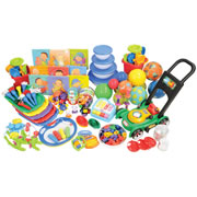 Mobile Infants & Toddlers: Create & Explore Activity Kit