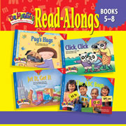 PreK - Grade 1. These CD's double the fun of reading Dr. Maggie's books and are excellent for use as an independent-listening center. Perfect for reading practice and phonics reinforcement. Recordings contain the following: three readings of the coordinating song or rhythmic chant featured in Dr. Maggie's Phonics Resource Guide, a follow-along reading of the book with sound effects, a guided reading of the book that includes questions asked by the narrator to reinforce phonics focus skills and story comprehension, and a read-along version of the book to encourage student participation. Books sold seperately.