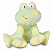 Asthma and Allergy Friendly Floppy Froggie