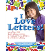 I Love Letters! - eBook