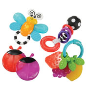 Teethers and Soothers Set