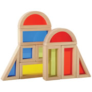 Rainbow Blocks® - 10 Piece Set