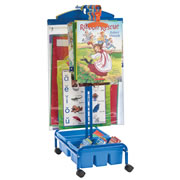 Deluxe Chart Caddy® with Tubs