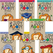 Judy Moody Favorites Book Set (Set of 8)