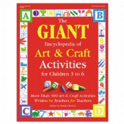 The Giant Encyclopedia of Art & Craft Activities