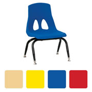 "Stackable 7 1/2"" Chair"
