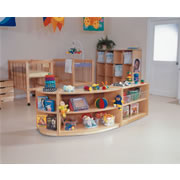Shape-A-Space™ Curved Storage Unit (Factory Second)