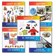 Bilingual Picture Books Set 2 - Hardback