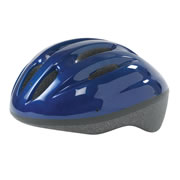 5 years & up. Protect children with these safe, attractive helmets with adjustable chin straps. Fits most 5 to 6 year old children with a head size of 20 to 21 1/2 inches. 6 vents. Clean with mild, soapy water.
