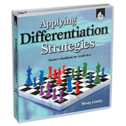 Applying Differentiation Strategies 2nd Edition (K-2)