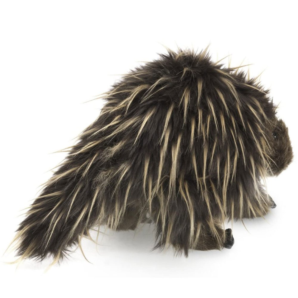 Alternate Image #1 of Porcupine Hand Puppet