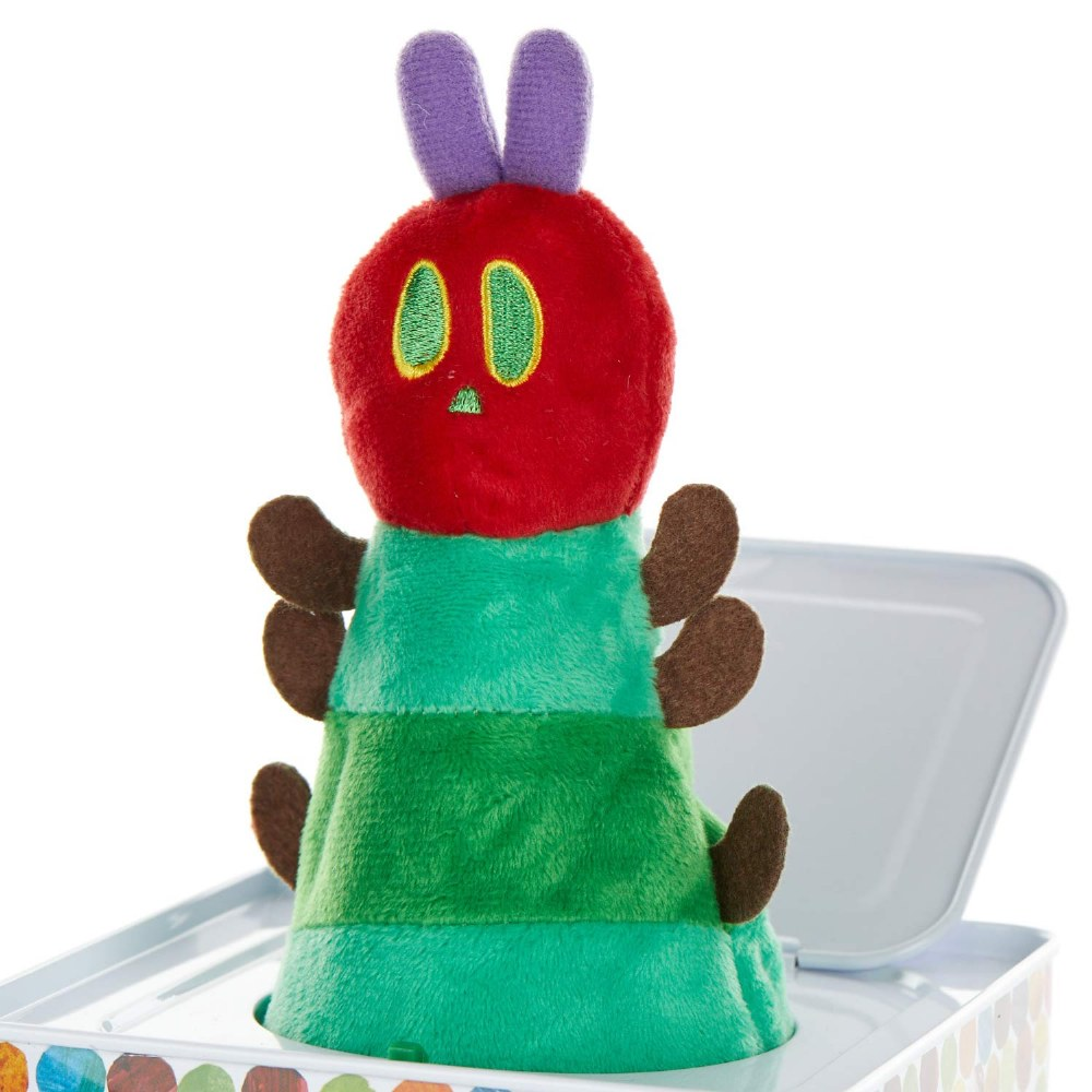 Alternate Image #2 of The Very Hungry Caterpillar Jack-in-the-Box