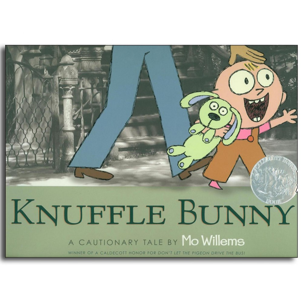 Knuffle Bunny Hardcover Book & Plush