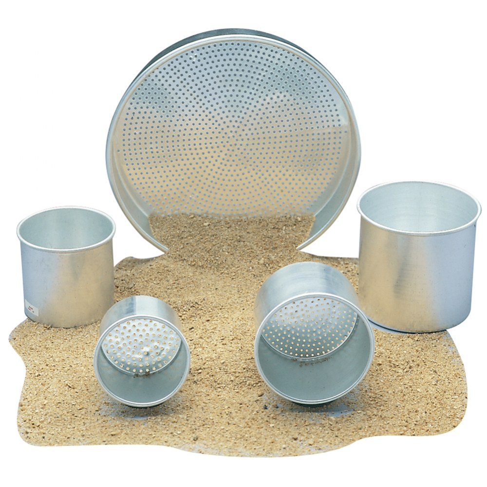 Alternate Image #2 of Sand Sifter Set - with Pan Sieve and Four Cans