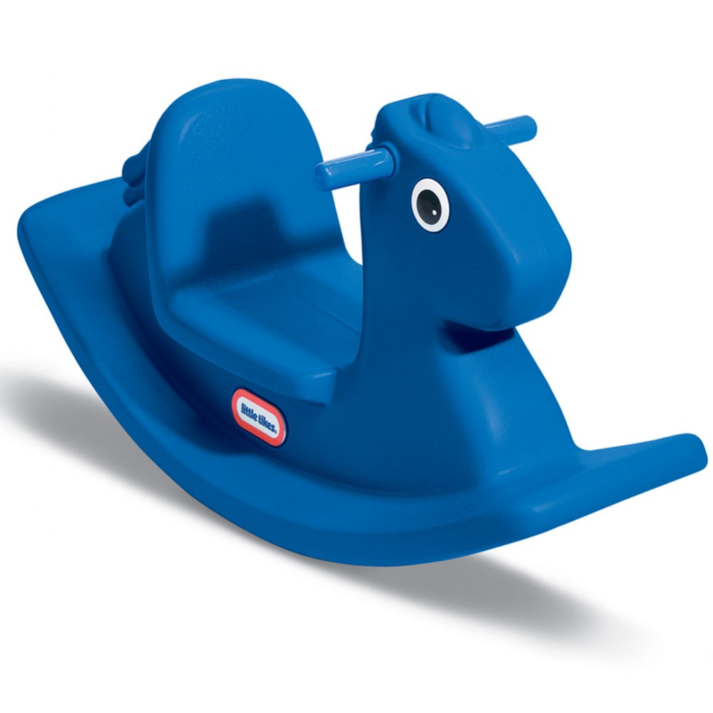 Rocking Horse Primary Blue
