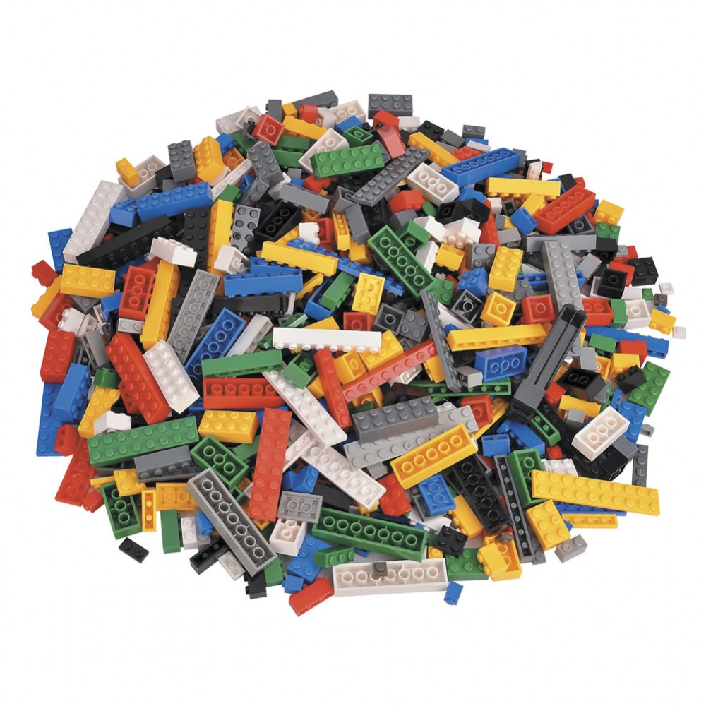 Alternate Image #1 of Brictek® Building Bricks Super Pack (800 pieces)