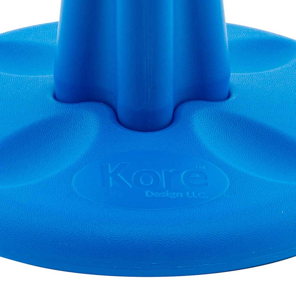 "Alternate Image #2 of Toddlers Wobble Chair 10"" - Blue"