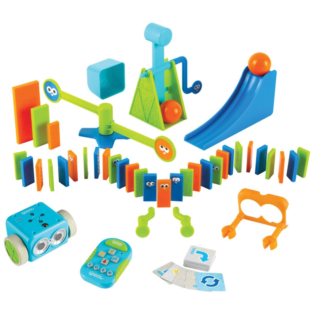 Botley® The Coding Robot & Action Challenge Accessory Pack