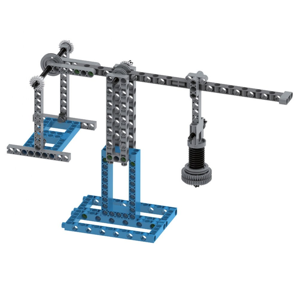 Alternate Image #6 of Simple Machines STEM Experiment and Model Building Kit