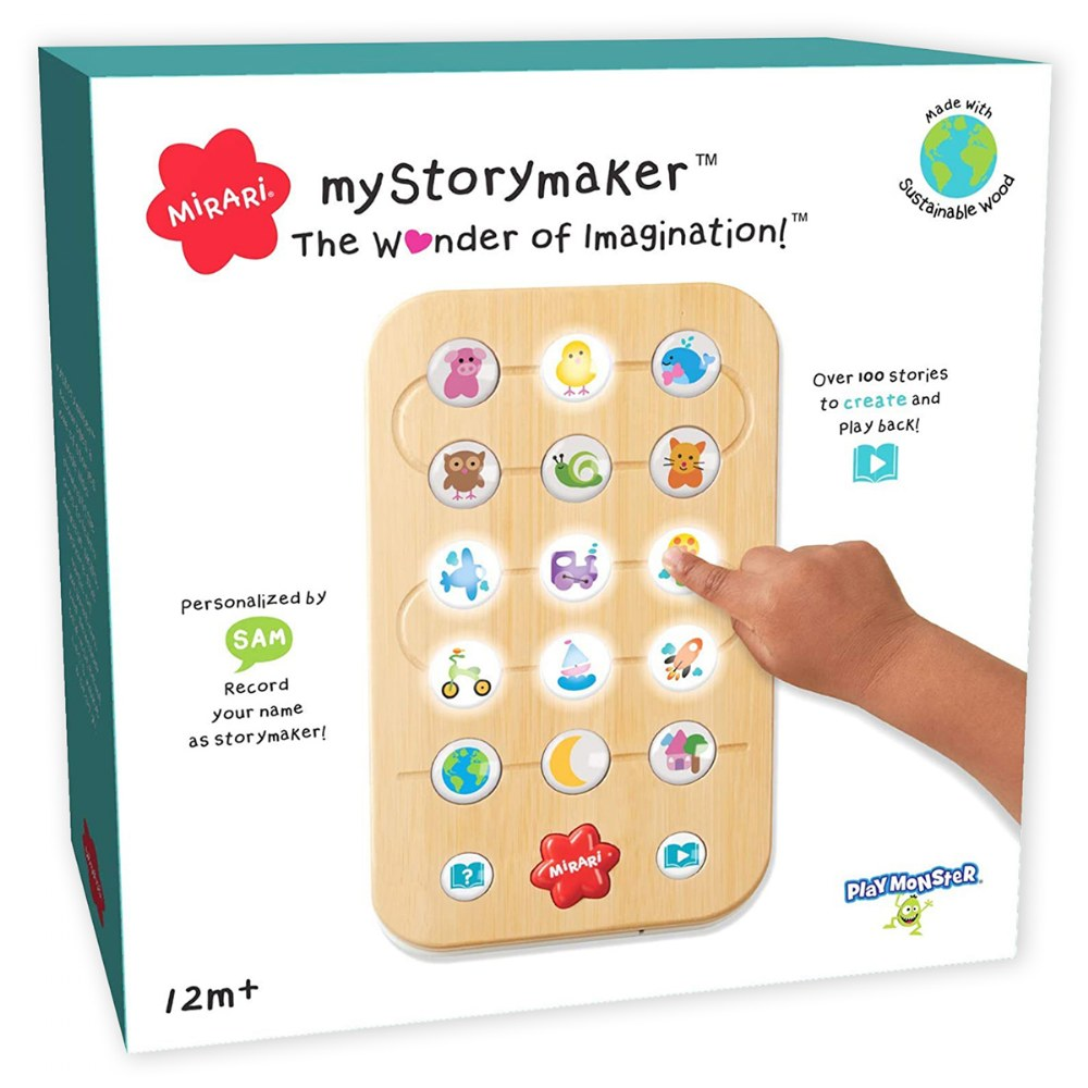 Alternate Image #3 of Mirari® myStorymaker™ Electronic Story Creator Board