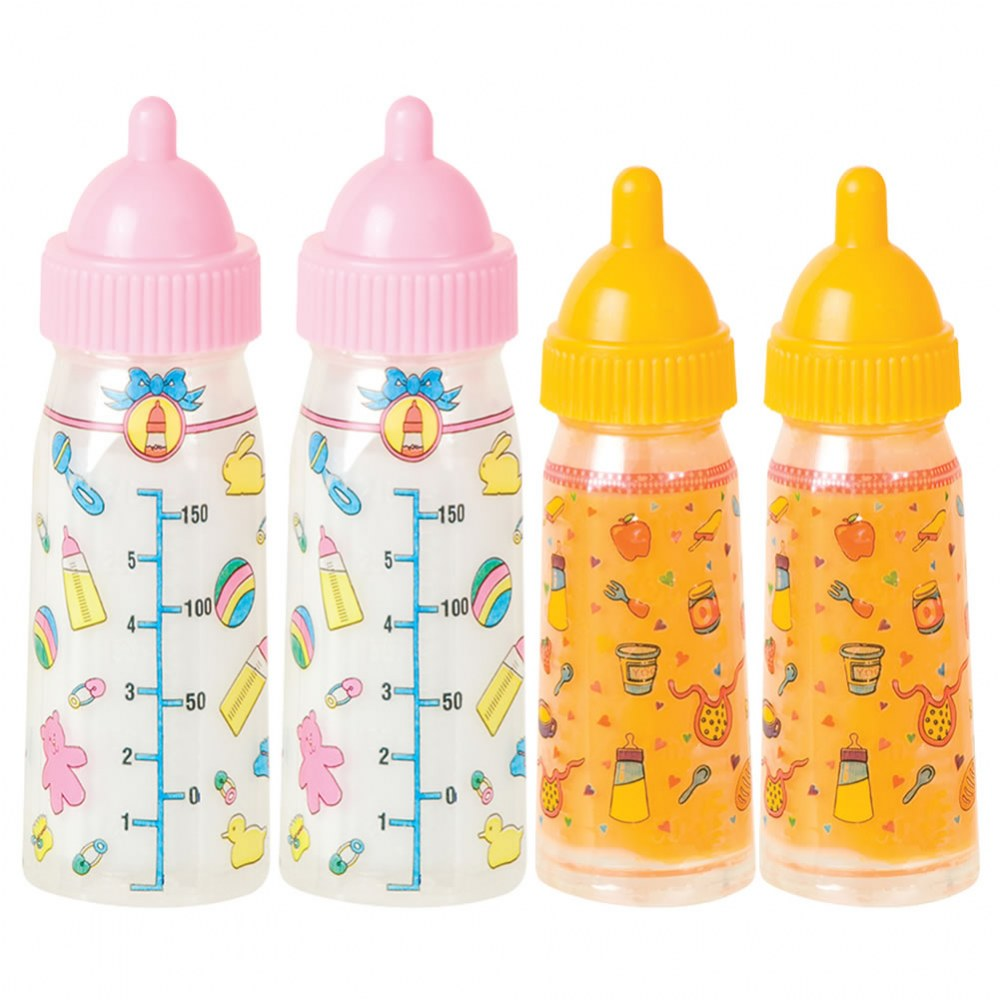 Pretend Play Magic Baby Bottles