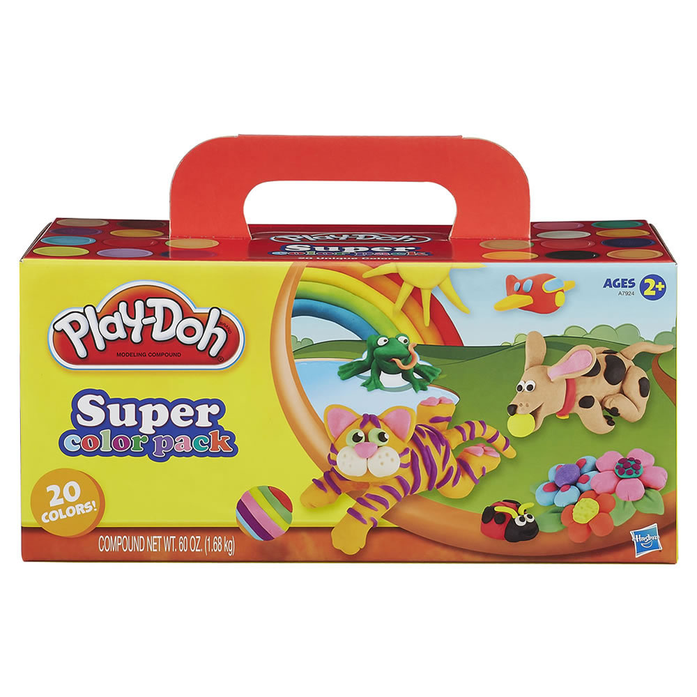Alternate Image #1 of Play-Doh® Super Color - Pack of 20