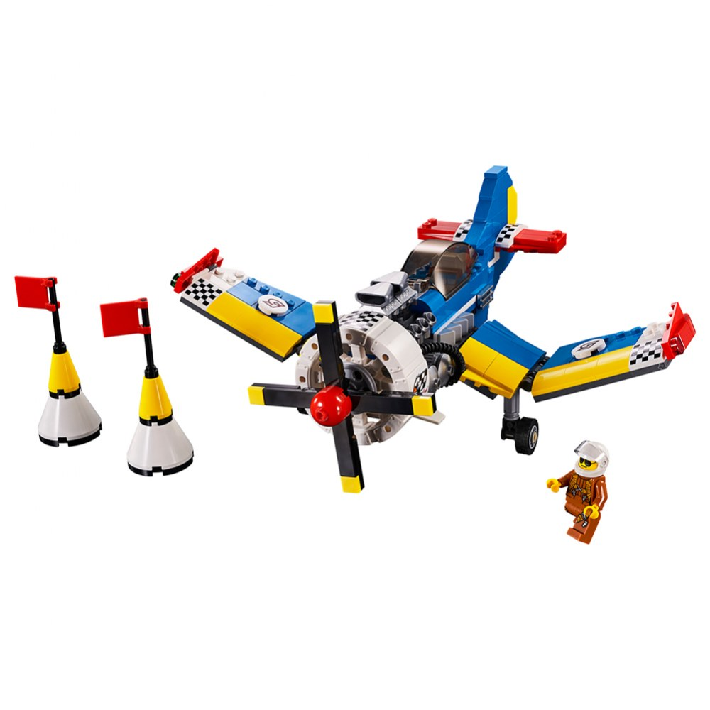 Alternate Image #1 of LEGO® Creator Race Plane - 31094