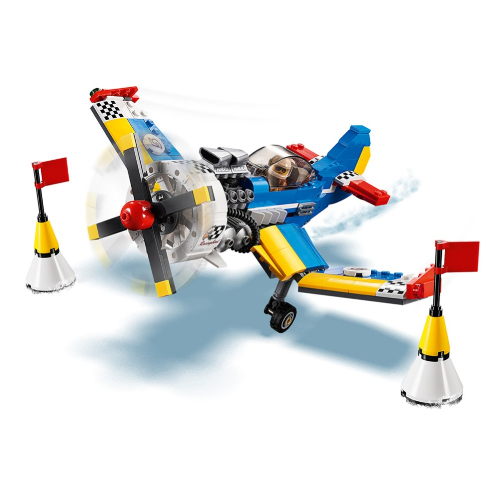 Alternate Image #2 of LEGO® Creator Race Plane - 31094