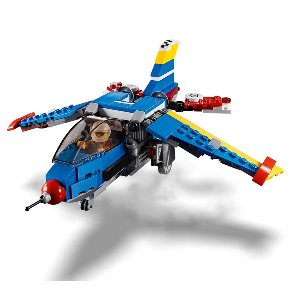 Alternate Image #4 of LEGO® Creator Race Plane - 31094