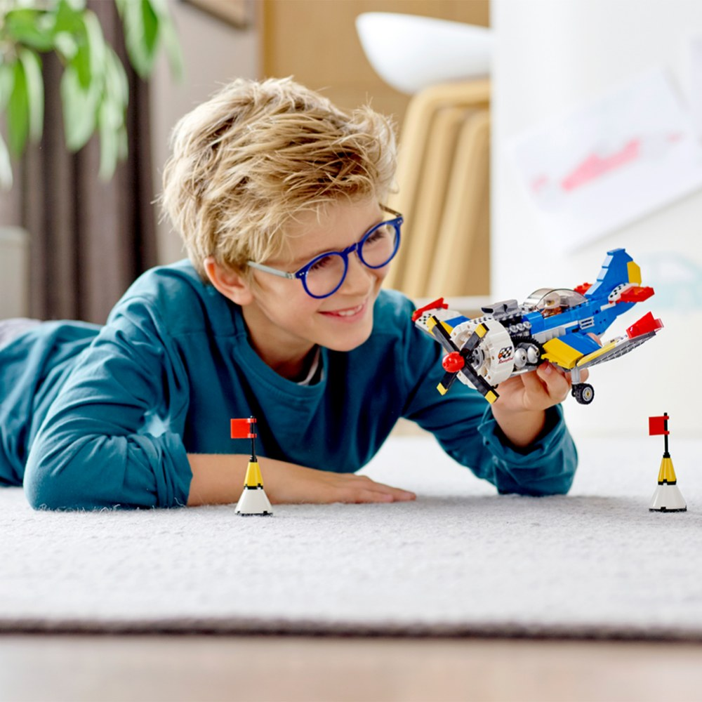 Alternate Image #5 of LEGO® Creator Race Plane - 31094