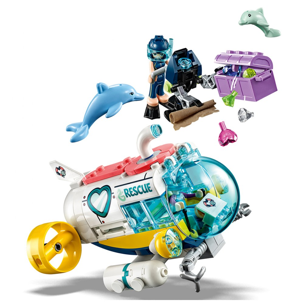 LEGO® Friends Dolphin Rescue Mission - 41378