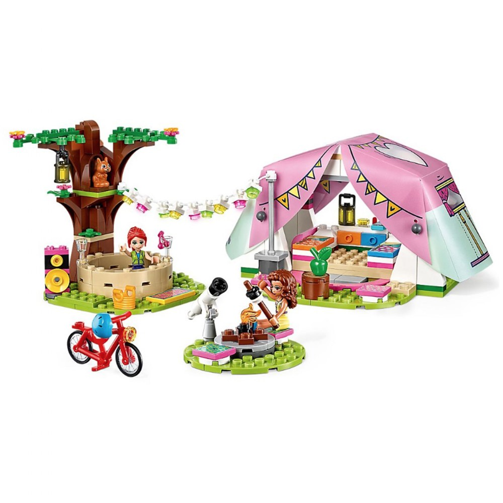 Alternate Image #1 of LEGO® Friends Nature Glamping - 41392