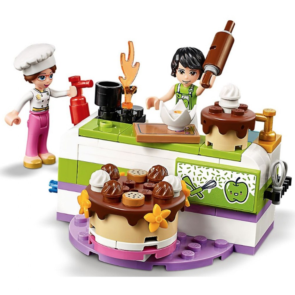Alternate Image #3 of LEGO® Friends Baking Competition - 41393