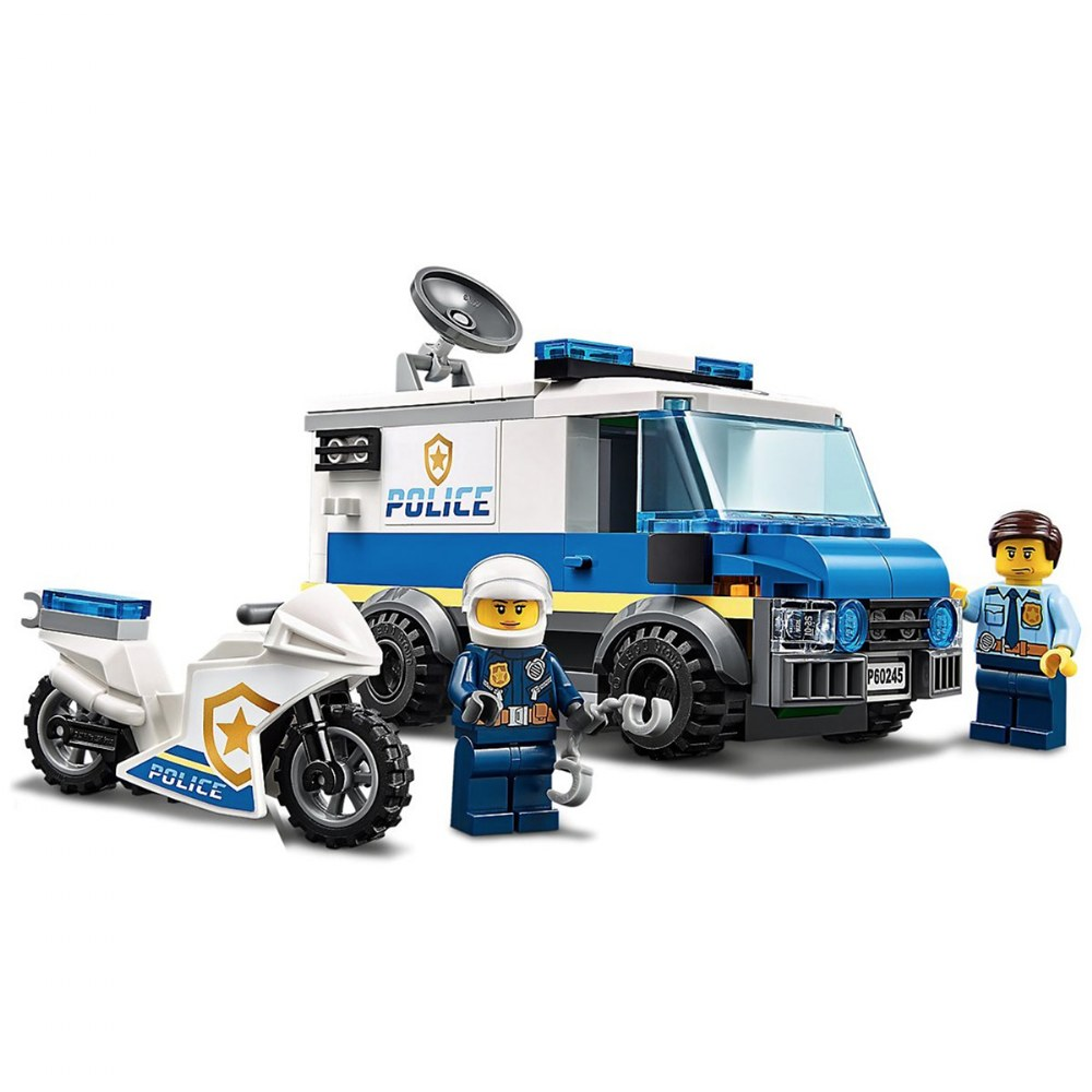 Alternate Image #3 of LEGO® City Police Monster Truck Heist - 60245
