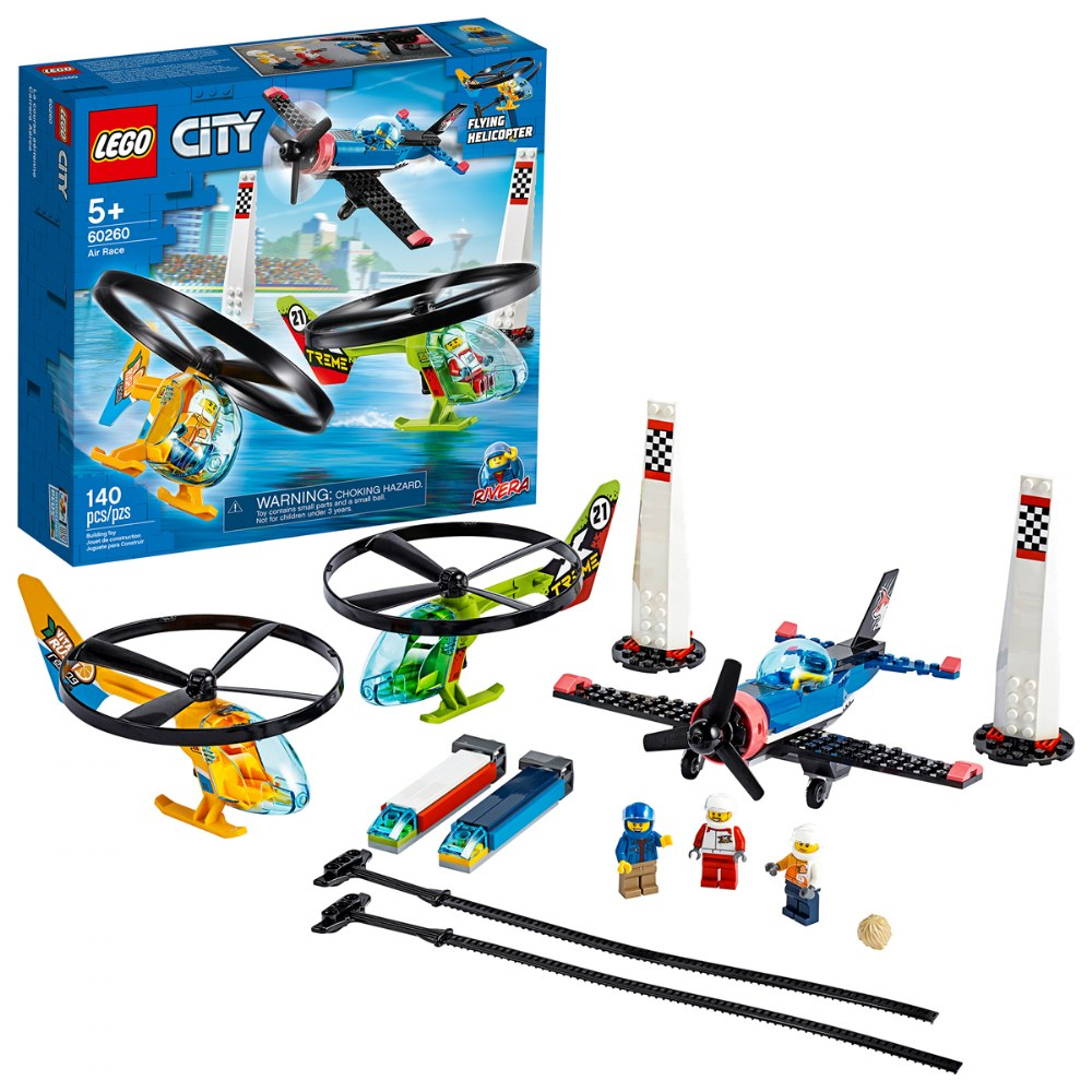 LEGO® City Airport Air Race - 60260