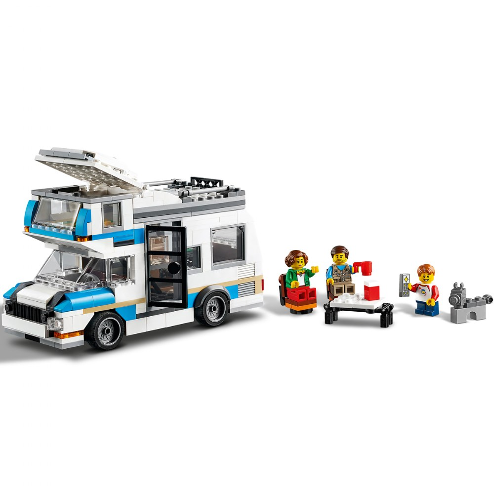 Alternate Image #4 of LEGO® Creator 3 in 1 Caravan Family Holiday - 31108
