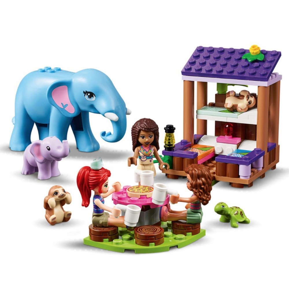 Alternate Image #3 of LEGO® Friends Jungle Rescue Base - 41424