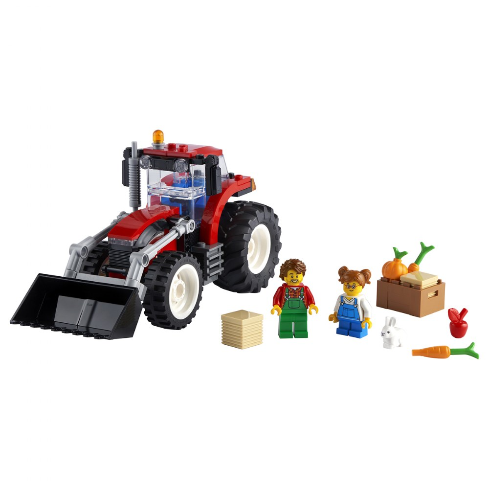 Alternate Image #1 of LEGO® City™ Tractor - 60287
