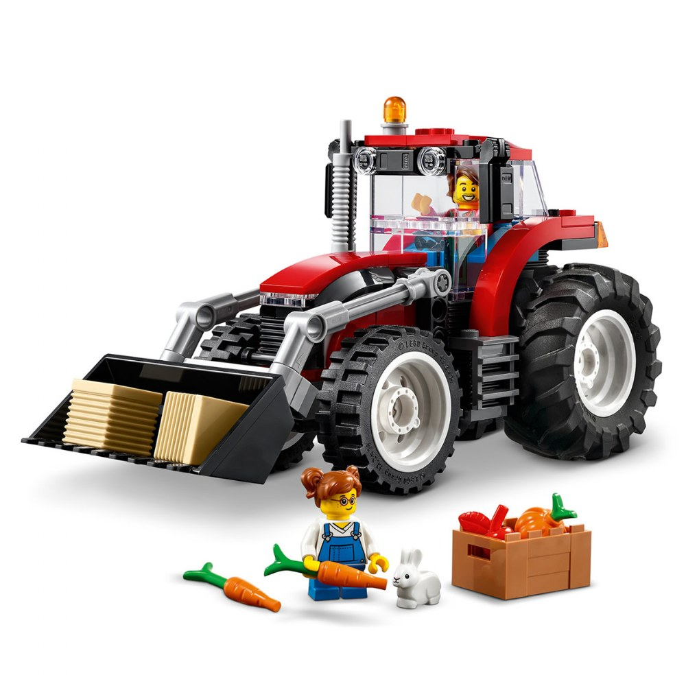 Alternate Image #2 of LEGO® City™ Tractor - 60287