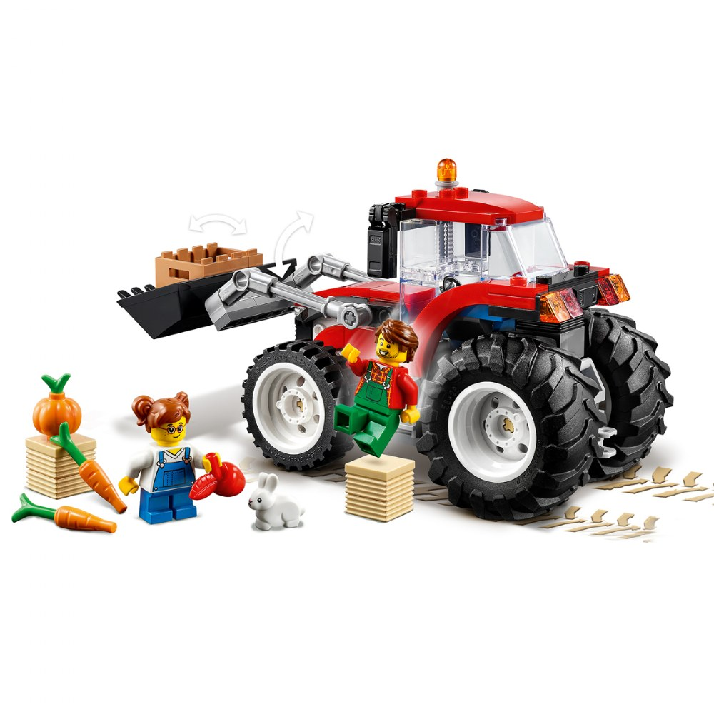 Alternate Image #4 of LEGO® City™ Tractor - 60287