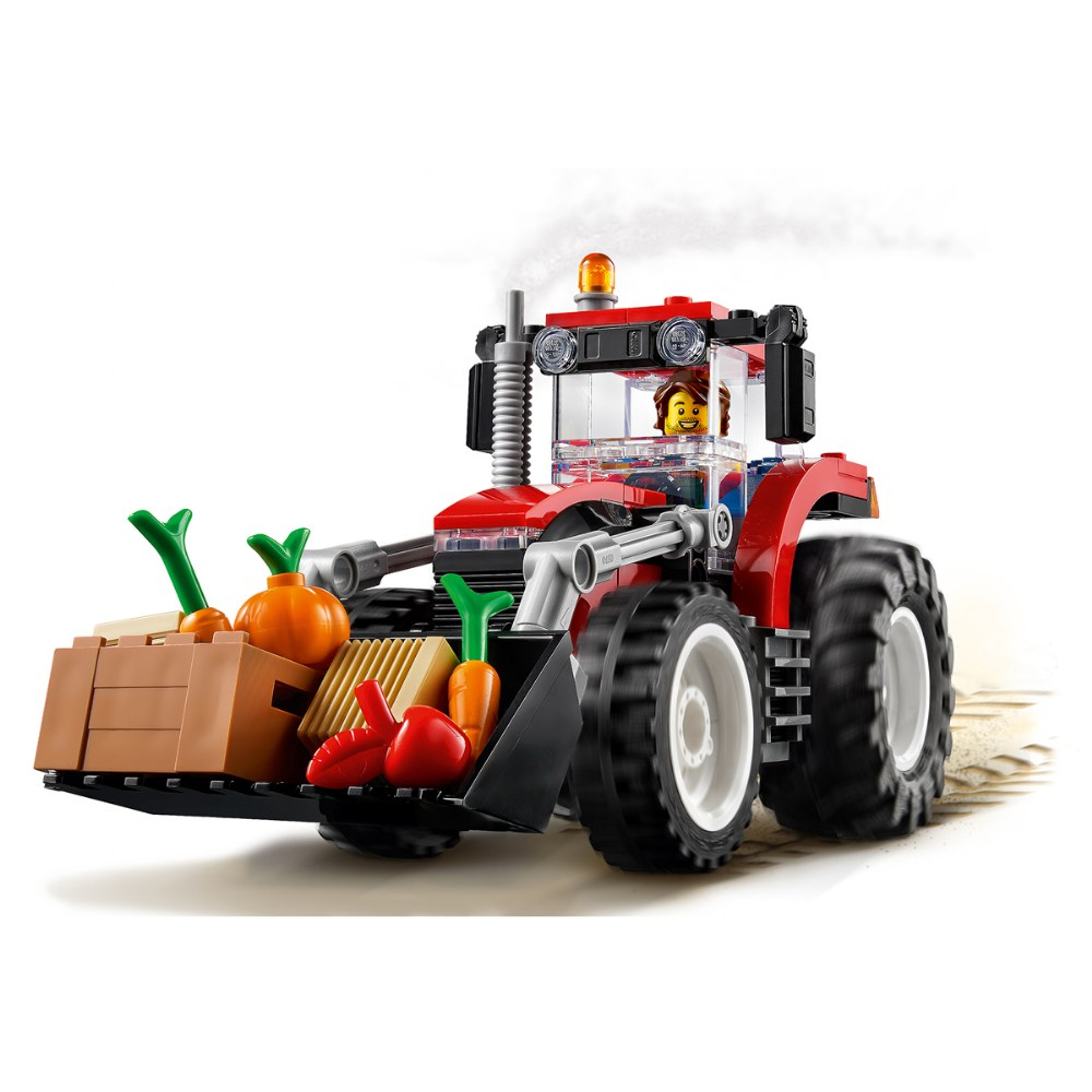 Alternate Image #5 of LEGO® City™ Tractor - 60287