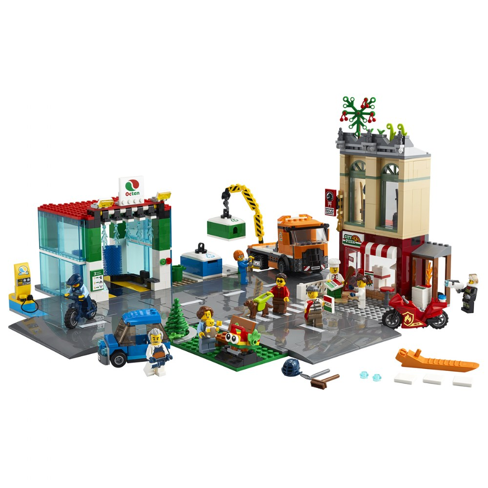 Alternate Image #1 of LEGO® City Town Center - 60292