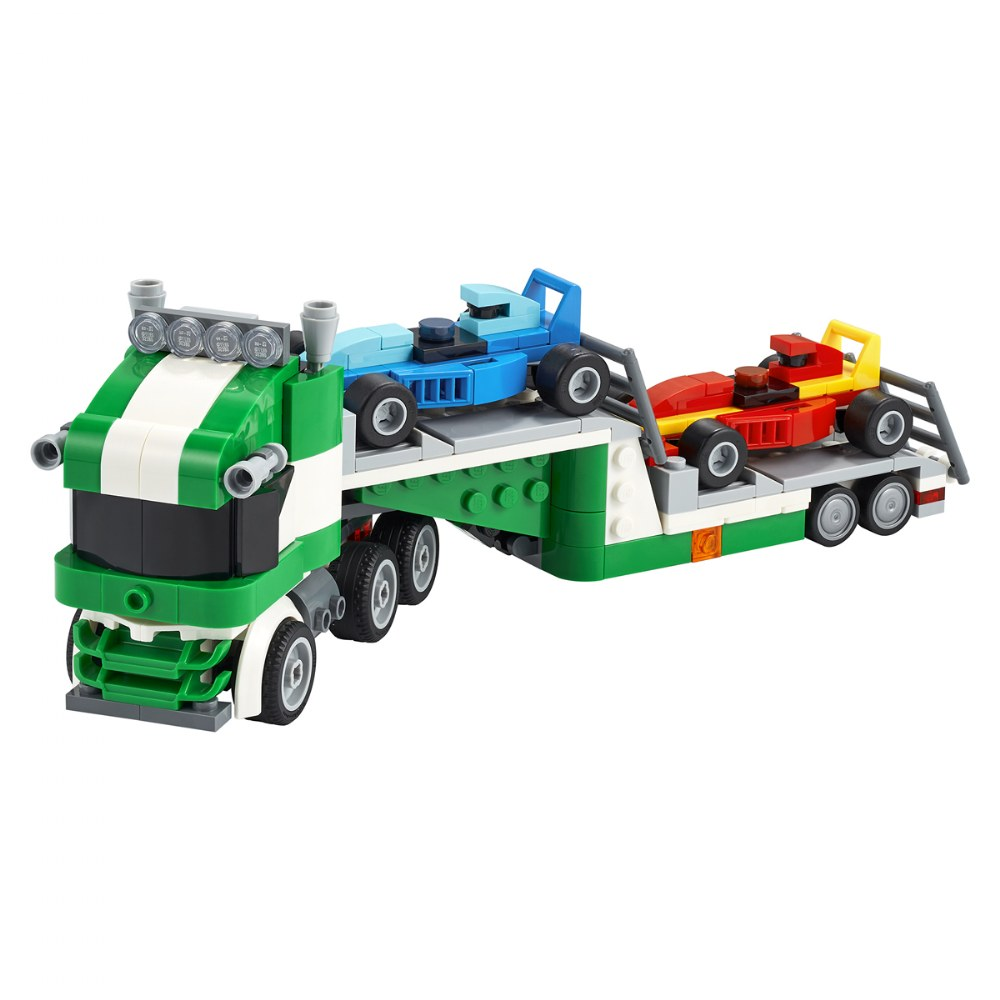 Alternate Image #1 of LEGO® Creator Race Car Transporter - 31113