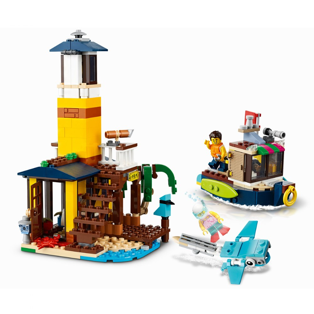 Alternate Image #5 of LEGO® Creator Surfer Beach House - 31118